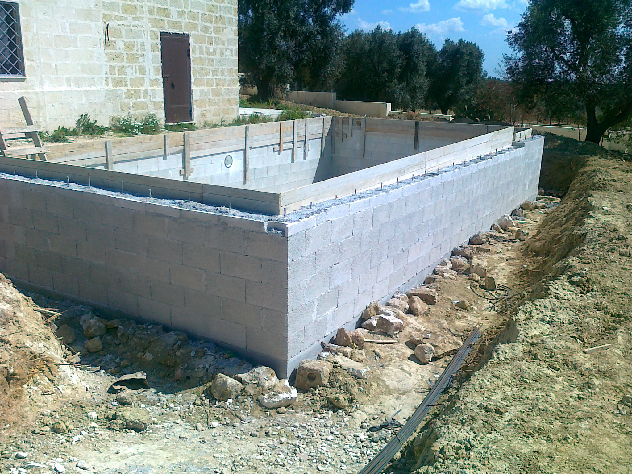 Site impianti piscine for Piscine 5x10